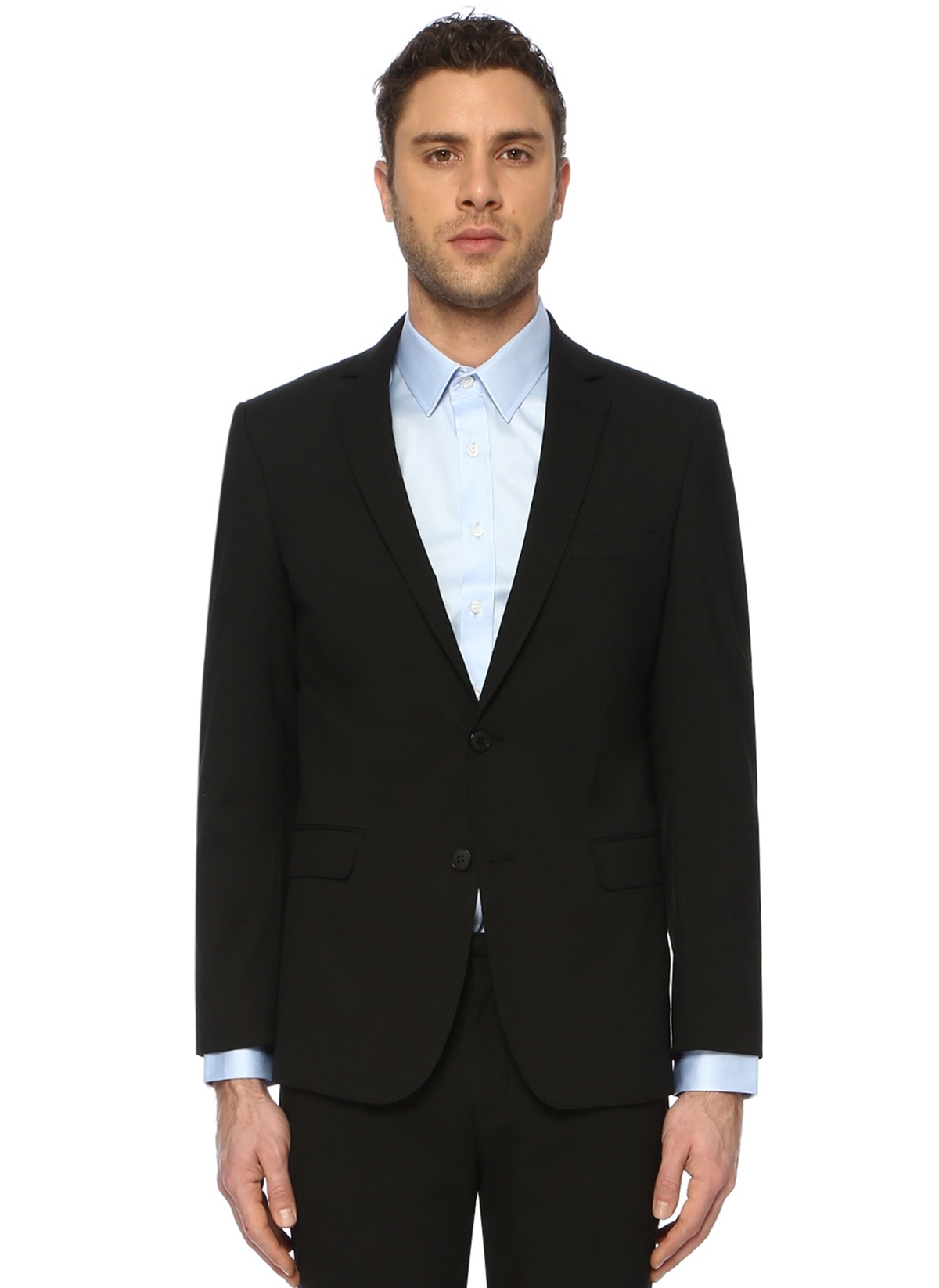 Erkek George Hogg Takım Elbise